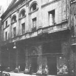 Il Teatro Mestastasio in una foto degli anni 30