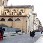 Qui era la casa di Ernesto, vicino a San Girolamo degli Schiavoni