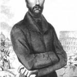 Giuseppe Mazzini nel 1849
