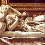L'estasi di Ludovica Albertoni di G.B. Bernini