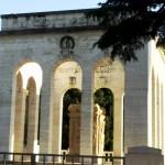 Il Sacrario dei Caduti per la R. R sul Gianicolo