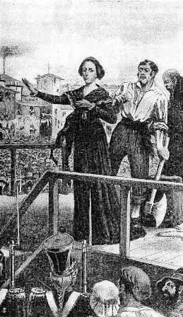 Una donna per la Repubblica: ELEONORA FONSECA PIMENTEL